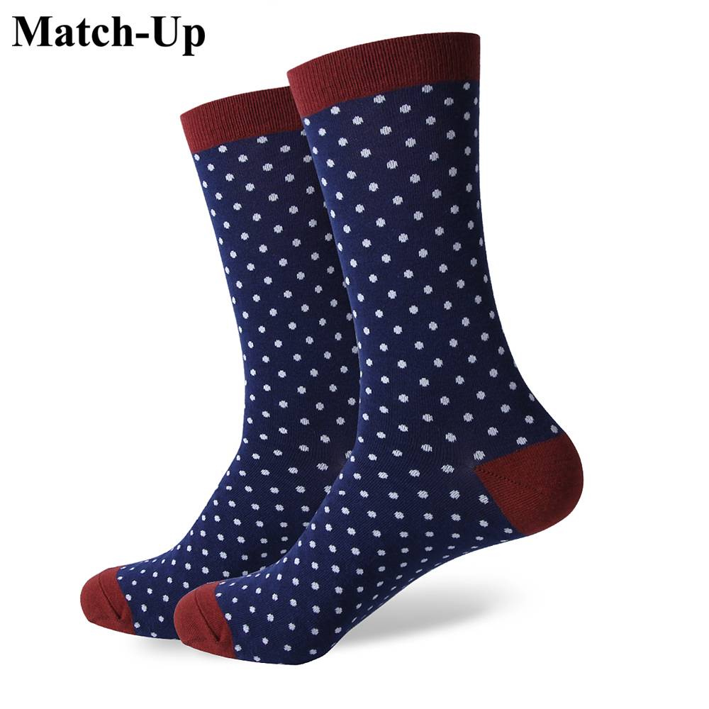 Match-Up Business men's Cotton   Socks   Wedding   Socks   Brand   socks   US size(7.5-12) 420-425