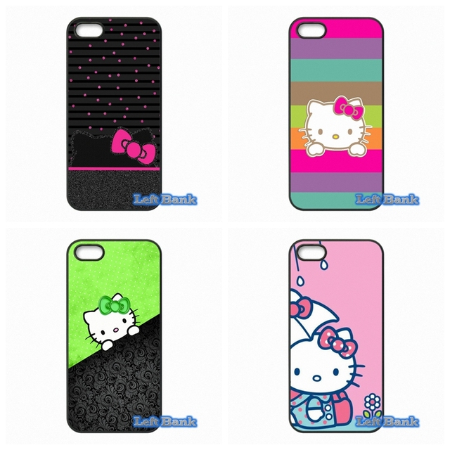 in stock 2de67 c9099 US $4.99 |Hello Kitty Cat Phone Cases Cover For Samsung Galaxy Grand prime  E5 E7 Alpha Core prime ACE 2 3 4 4G-in Half-wrapped Cases from Cellphones &  ...