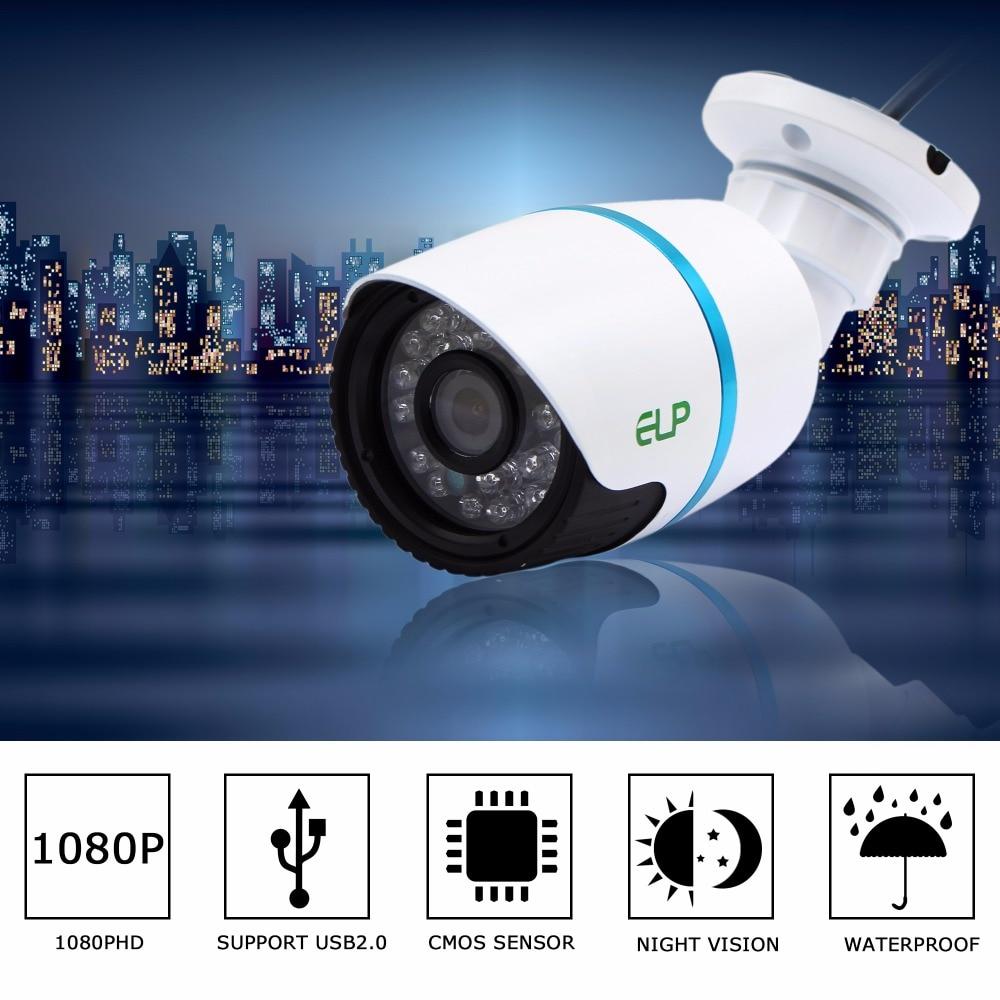 H.264 30fps 1920*1080 IR USB camera 1/2.9 Sony IMX322 CMOS sensor security video Bullet USB Camera ip66 waterproof bullet camera onvif ip camera est iph6092b 2 mega pixels 1920 1080 1 2 8 sony cmos sensor with icr