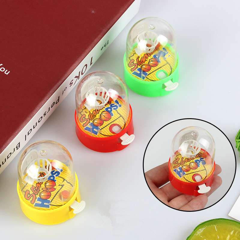 3pcs Basketball Machine Anti-stress Player Handheld Baby Souvenirs Wedding Gifts for Guests Present Bridesmaid Gift Party Favors