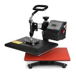 Cyfrowa maszyna naciśnij ciepła koszulka sublimacji transferu drukarki 12