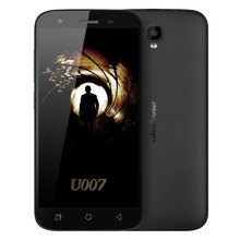 Ulefone U007 3 Г Телефон 5.0 дюймов Экран Andriod 6.0 MT6580A Quad Core 1.3 ГГц 8 ГБ ROM 1 ГБ RAM Смартфон 8MP 1280×720 пикселей