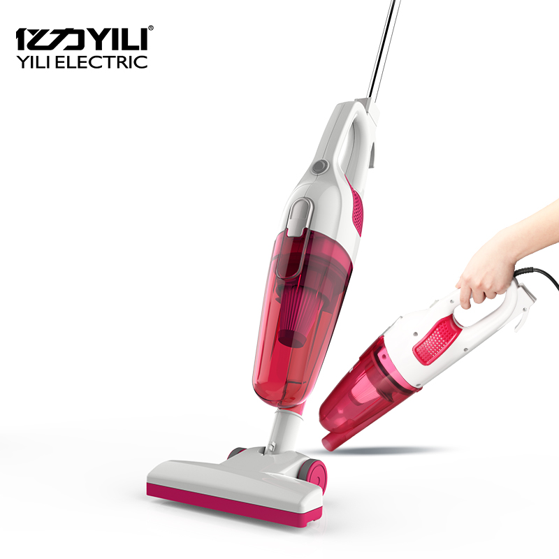 Home Quiet dust collector ultra-powerful vacuum cleaner Mini Handheld Addition to mites device vacuum No supplies ultra quiet push rod vacuum cleaner portable dual use handheld dust collector mites killing device high power home aspirator
