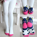 Girls pantyhose children fashion cartoon cat pantyhose kids tights tights for girls 1083
