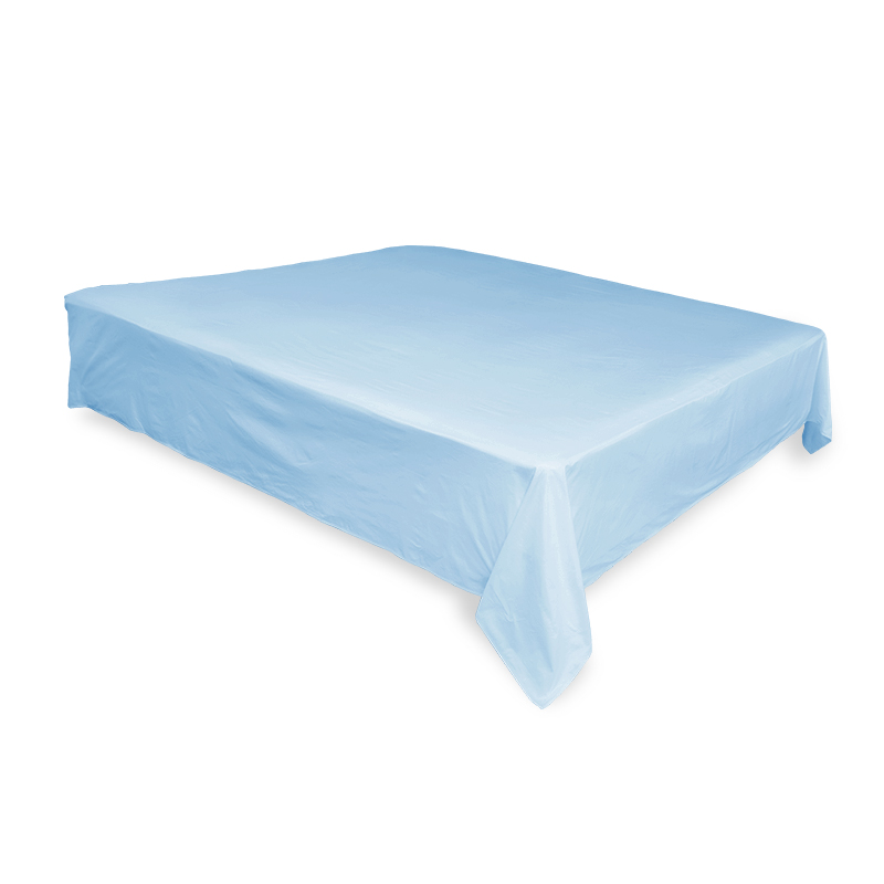 Anmino Anti Mites Double Bed Sheets King Queen Size Solid Medical Level Washable Durable Cover High Quality