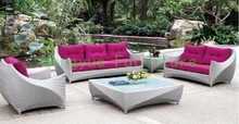 New design garden outdoor sofa furniture Outdoor sofa furniture