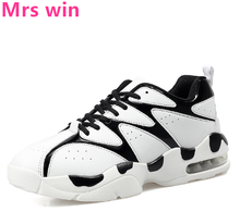 New Air Damping Men Women Basketball Shoes Basketball Sneakers Waterproof Trainer Platform Sport Shoes Zapatillas Hombre