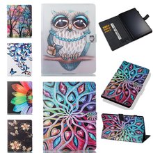 For Amazon 2017 New Kindle Fire HD 8 Flip PU Leather Stand Case For Amazon kindle fire hd8 2017 new Card Slot Protector cover case for amazon new kindle fire hd10 2017 slim smart stand cover with auto wake sleep for kindle fire hd10 2017 tablet funda