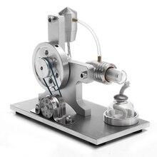 Двигатель стирлинга Модель Физического Мощность Двигателя Генератор Внешнего Сгорания Образовательные Науки Игрушки Подарок Для Детей Взрослых