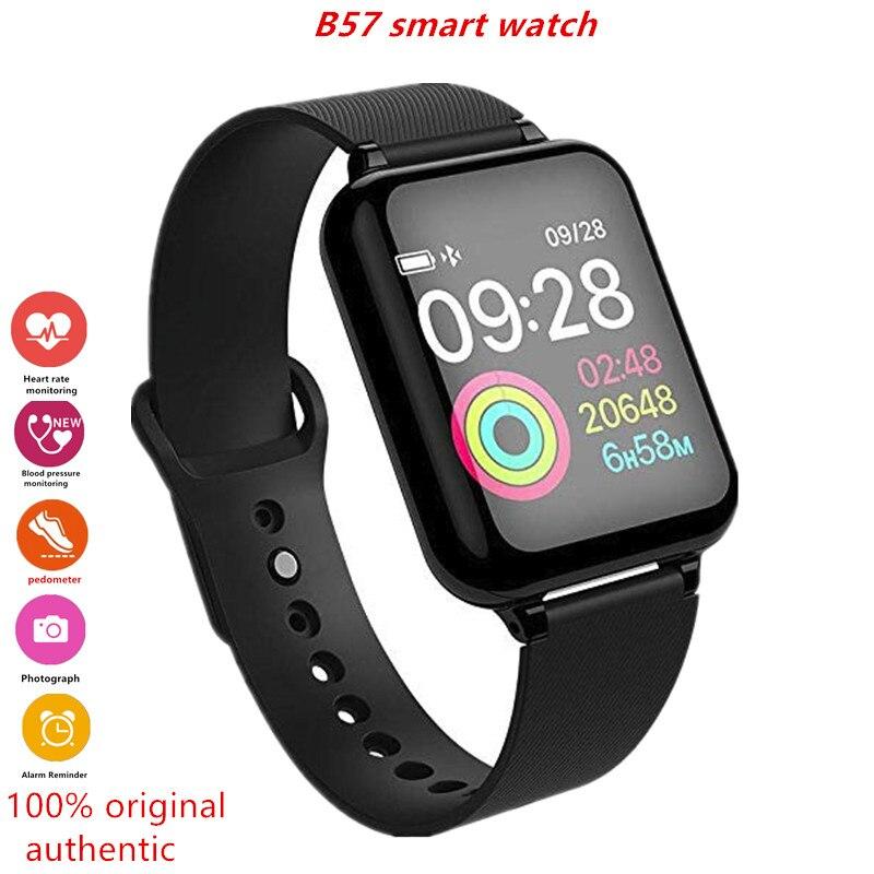 Attento B57 Smart Watch Ip67 Impermeabile Smart Watch Monitor Di Frequenza Cardiaca Di Una Varietà Di Attrezzature Per Sport Fitness Tracker Gli Uomini E Le Donne Di Usura Attraente E Durevole