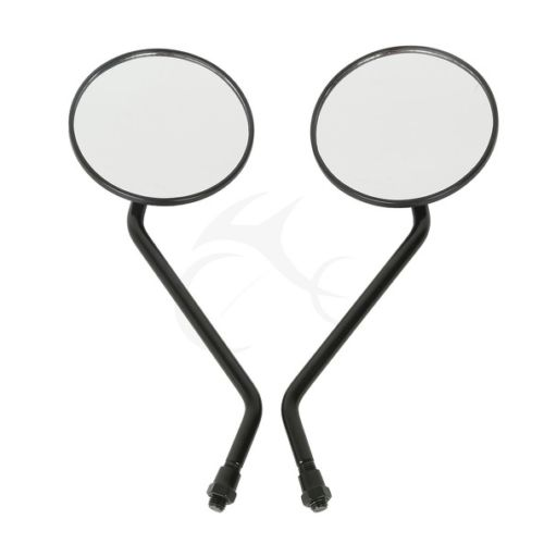 Motorcycle 10mm Rear View Mirror side mirrors For HONDA XR250 XR200 XR125 XR400 XR600 TLR200 XL100 XR80 XL80 XL80S XL250 MB5|mirror for honda|mirror black10mm mirror - title=