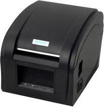 2015 NUEVA 360B impresoras de etiquetas de código de Barras impresora de etiquetas de ropa Soporte 80mm de impresión impresión de la velocidad es muy rápida