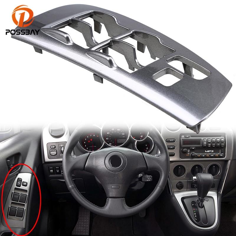New Car Window Armrest Switch Bezel Driver Side Left for 2003-2008 Toyota Matrix