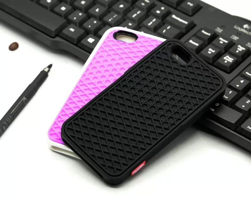 new style 392ed 844f9 US $5.99 |Cell Phone Cases Fashion Hot Sale OEM Vans Waffle Silicone phone  Case Cover for iPhone 6 Free&Drop Shipping on Aliexpress.com | Alibaba ...