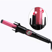 Ceramic Instawave Hair Curling Iron,Automatic Curling Wand hair