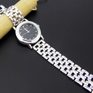 Image 3 - S925 Sterling Silver Fashion Simple Retro Thai Silver Ladies New Watch Bracelet Detachable Section