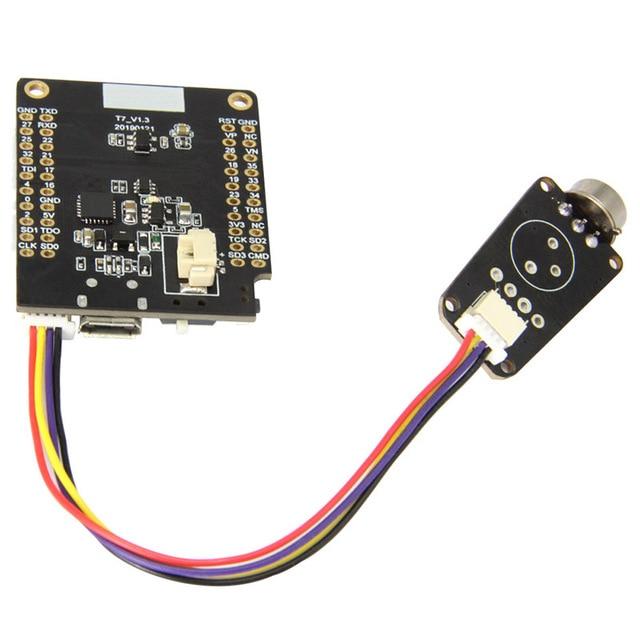 New Hot TTGO Mini32 Wi-Fi Bluetooth Module Development Board Based ESP32-WROVER-B PSRAM