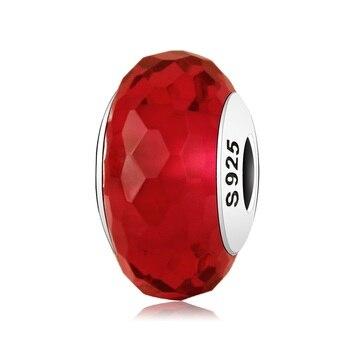 Συλλογή charms για βραχιόλι από γυαλί Murano Βραχιόλια Κοσμήματα Αξεσουάρ MSOW