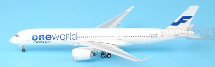 Phoenix 11173* Finland Airlines A350-900 OH-LWB oneworld 1:400 commercial jetliners plane model hobby phoenix 11015 china international aviation b 6688 1 400 a350 900 commercial jetliners plane model hobby