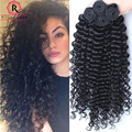 8A Peruvian Deep Wave Hair Bundles 3Pcs Peruvian Curly Weave Human Hair Extensions Peruvian Deep Curly Rosa Queen Hair Products