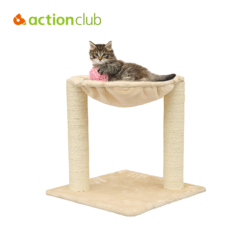 actionclub brand cats scratchers home wooden clamping furnitures for cats ship with fedex u0026 2 - Cat Scratchers