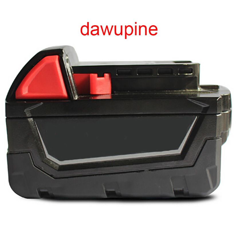 M18 Electric Drill Battery Plastic Case For Milwaukee 48-11-1815 M18 18V 3.0Ah 4.0Ah 5.0Ah Battery Pack