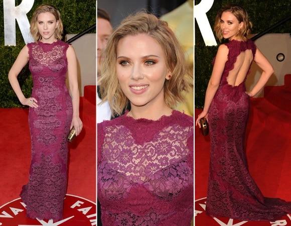 Through see scarlett johansson Scarlett Johansson: