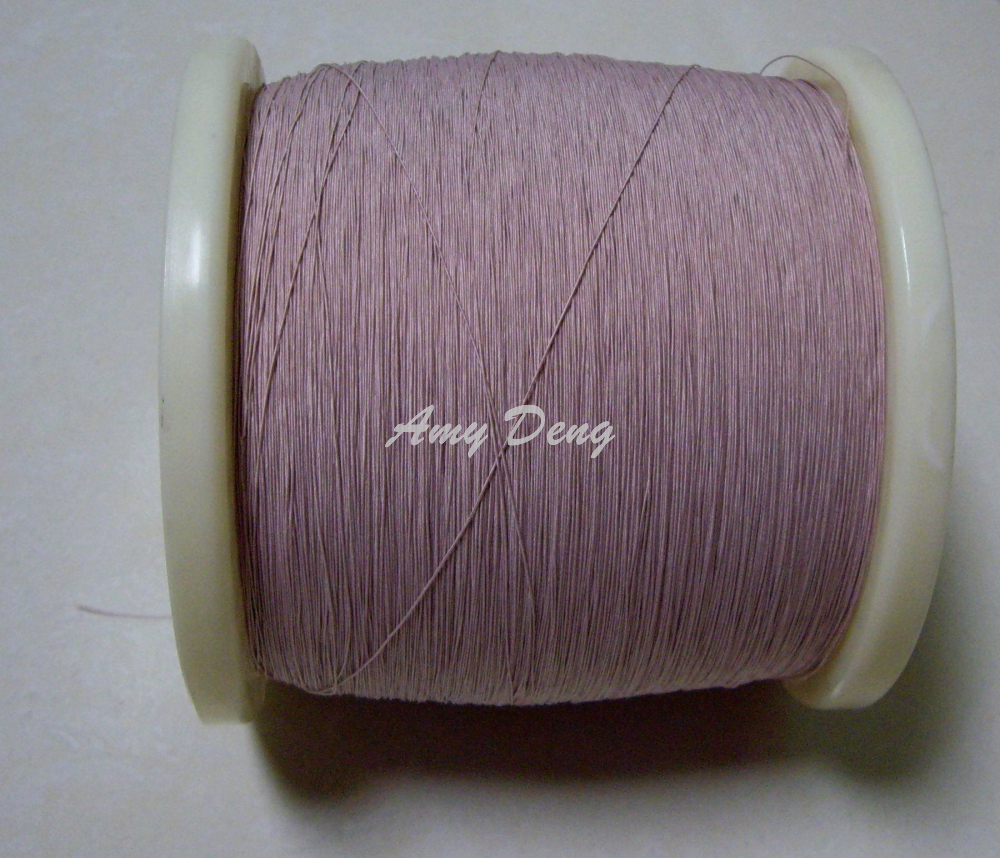 200 Meters/lot  0.07x14 Shares Its Antenna Litz Strands Of Polyester Envelope Is Sold By The Metre Copper Wire