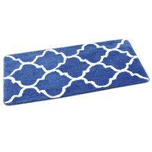 Inicio Felpudo Succión Transpirable Salón Dormitorio Mesa de Café carpet alfombra del piso estera de baño celosía diseño alfombra de baño 6 color