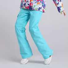 NIUMO Новый Открытый одежда лыжные брюки для женщины водонепроницаемый дышащий dazzle цвет многоцветный