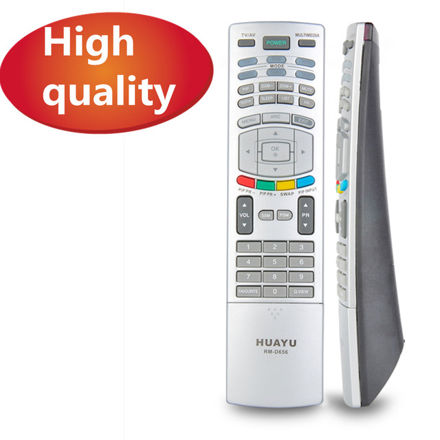 Remote Control Suitable for Lg TV RM D656 6710T00017V MKJ39927803 MKJ32022838 6710V00141D 42LC50C 42LC5DC huayu
