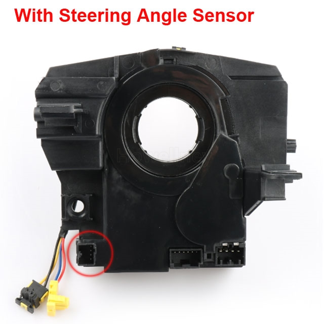 05156106AF 56046533AG 05156106AD Cable Sub Assy With Steering Angel Sensor For WH 2007-2016 Jeep Grand Cherokee WK 05156106AB