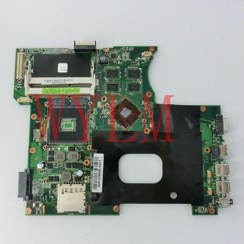 free shipping K42JC For ASUS A42J X42J K42J K42JC motherboard MAIN BOARD mainboard REV2.0 60-N09MB1000-B04 100% Tested Working free shipping original 60 n19mb1000 d08 u31 u31f motherboard u31f main board mainboard rev 2 0 100% working