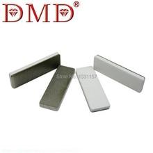 DMD Mini Doble Cara de Diamantes de Bolsillo Banco De Cerámica Cuchillo de piedra de Afilar Piedra De Afilar Gratuito