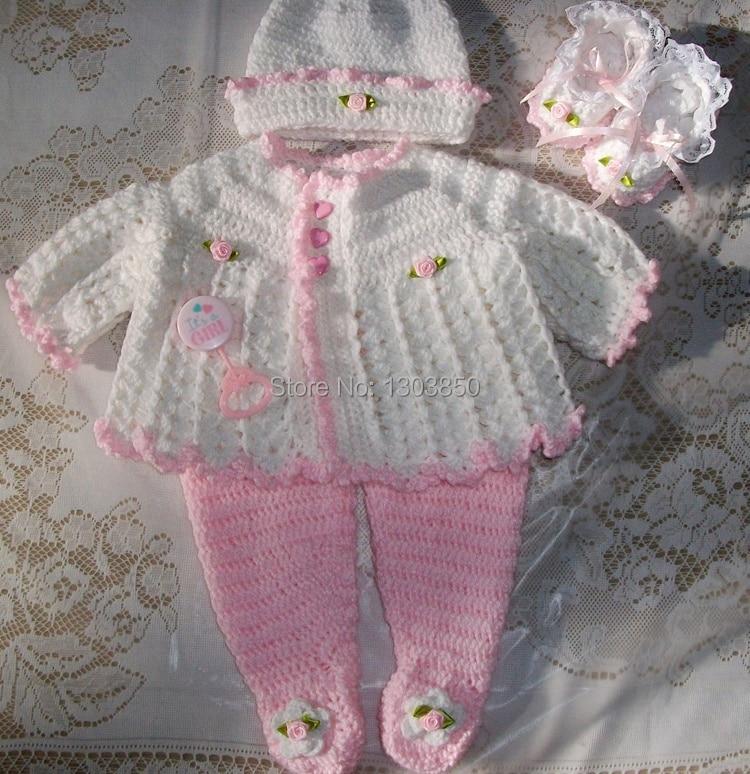Lujo Los Patrones De Crochet Libre Para Canastillas Para Bebés ...