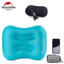 Naturehike подушка для путешествий, Надувная складная подушка для кемпинга