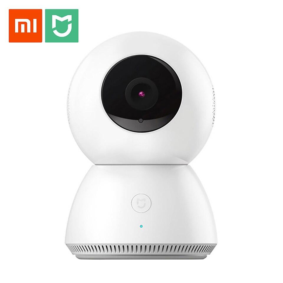 Xiaomi Mijia Smart IP Caméra Wifi caméra Sans Fil mini Caméra de sécurité 1080 p Webcam Caméscope 360 Angle Magique Zoom Nuit vision