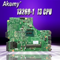 13269 1 For DELL 3542 DELL 3442 dell 3543 3443 motherboard 13269 1 PWB FX3MC REV A00 motherboard I3 CPU GM work 100%