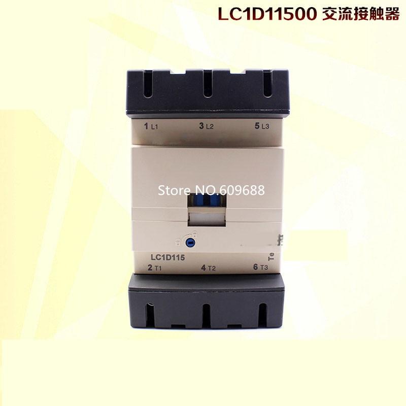 AC Contactor LC1D11500M7C LC1D15000M7C LC1D17000M7C SwitchAC Contactor LC1D11500M7C LC1D15000M7C LC1D17000M7C Switch