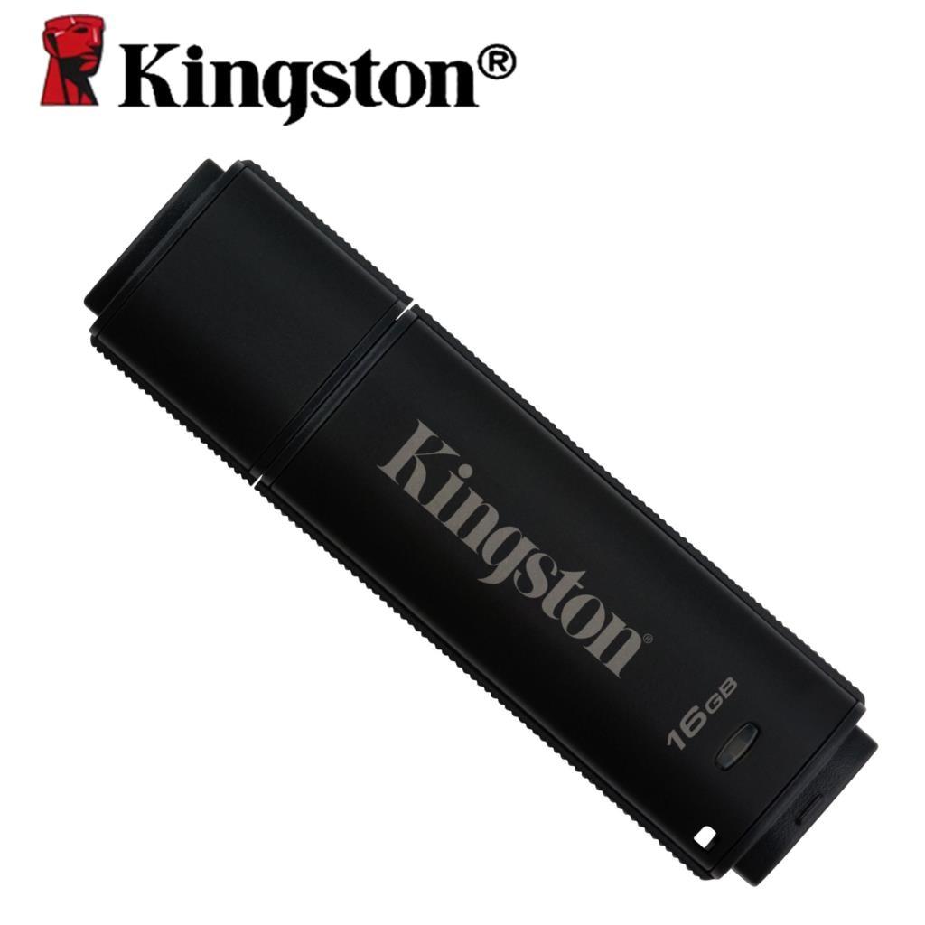 Lecteur flash usb de cryptage Kingston 3.0 lecteur de stylo FIPS 140-2 niveau 3 Super sûr mémoires imperméables 4 gb 8 gb 16 gb 32 gb clé usb