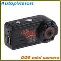 World Smallest 720P Mini DV DVR Camera Camcorder Camcorders IR Night Vision Motion Detect DVR QQ6 MINI DV