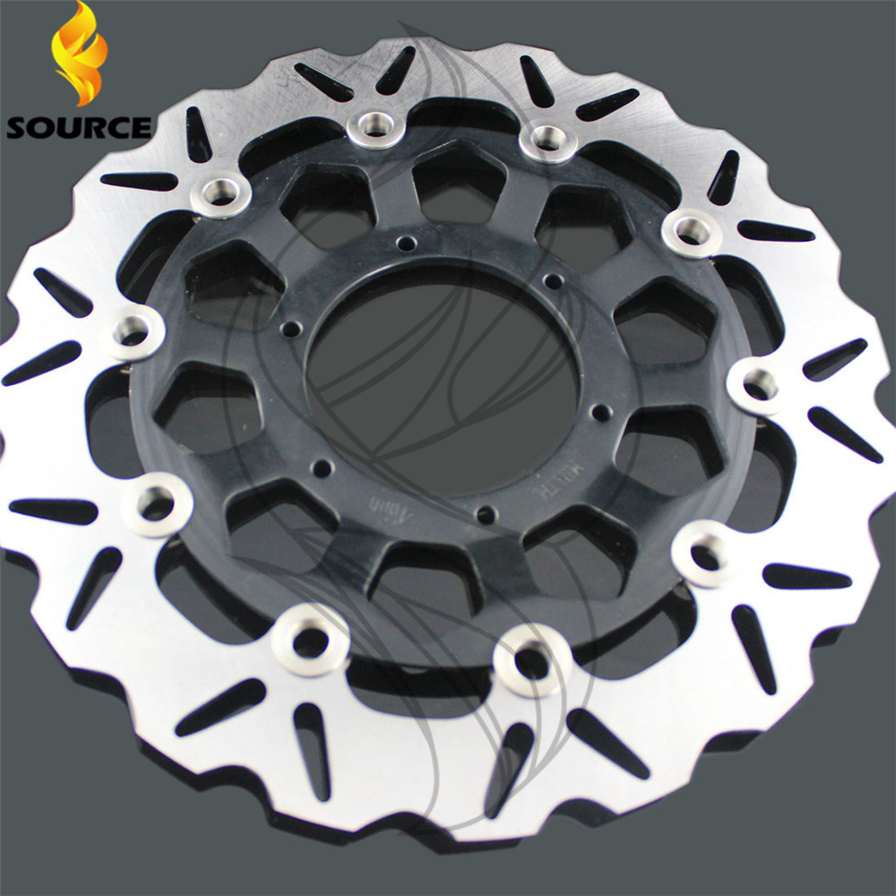 Brake Disc Rotor motorcycle parts Front  For Honda CBR600RR 2003 2004 2005 2006 2007 2008 2009 2010 2011 2012 2013 2014 kemimoto 2007 2014 cbr 600 rr aluminum radiator grille grills guard cover for honda cbr600rr 2007 2008 2009 2010 11 2012 13 2014