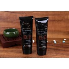 2pcs 60ml font b Protect b font Cover BB Cream Whitening Moisturizer Face Base Makeup Concealer