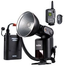 Godox AD360 + PB960 Portable Flash light with Reflector Filter FT-16 Trigger FT16 Wireless Remote Power Control Flash Trigger
