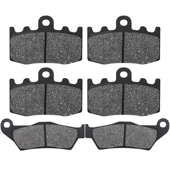 Motorcycle Front and Rear Brake Pads for BMW R 1150 GS R1150GS Evo System 2002-2004 R1150 GS Adventure 2001 2002 image