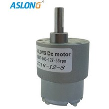 JGB37-500 DC slowdown motor micro-motor high-torque brushless motor low-speed 6V12V bringsmart r2430 dc micro brushless motor 12 volt 6000rpm mini high speed motor with brake high precision low noise bldc