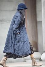 LinenAll Зима новый дизайн белье мужская ватные пальто Хлопка-проложенный одежды обычный стиль мужчин и женщин вообще Yangmaomao