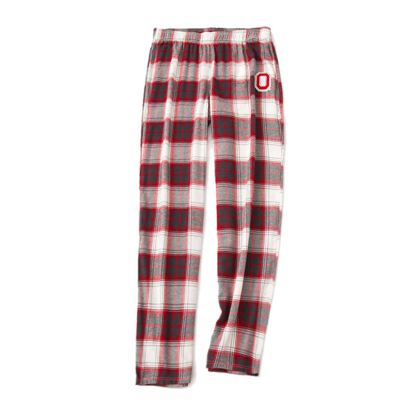 Plus size simple plaid women sleep bottoms Casual spring cozy home trousers women pijama pants new 2019