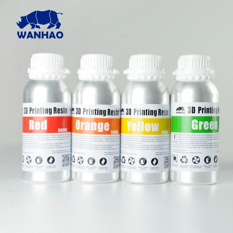 2L Wanhao стандартная смола и D7 мастерская программного обеспечения США $120 только с бесплатной доставкой для DLP/SLA 405nm УФ 3d принтера