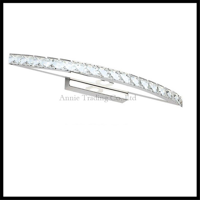 90 v 265 v 15 w 54 cm crystal led spiegel verlichting lamp luxe